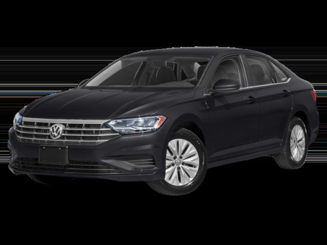 Black 2019 Volkswagen Jetta SEL Premium