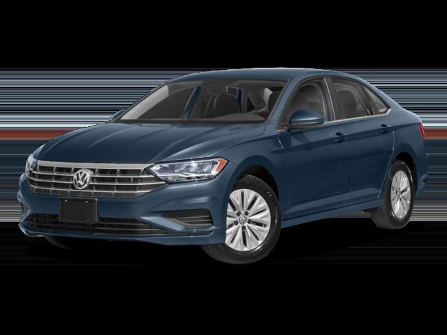 Blue 2019 Volkswagen Jetta SE