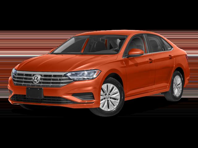 Orange 2019 Volkswagen Jetta SEL