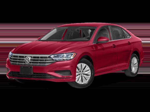 Red 2019 Volkswagen Jetta S