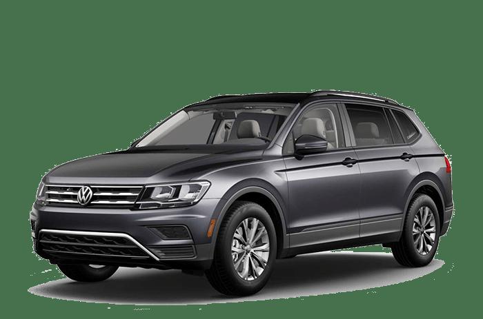 2020 VW Tiguan Gray