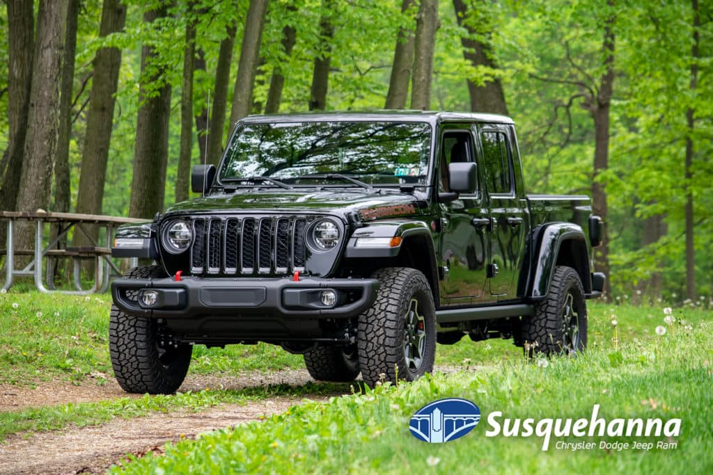 Schedule A 2020 Jeep Gladiator Test Drive! | Susquehanna