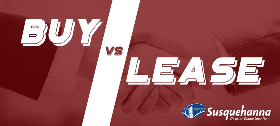 Buying vs leasing essay