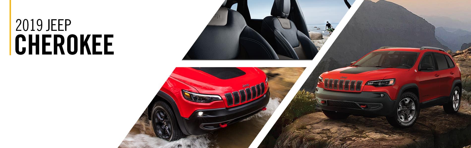 2019 Jeep Cherokee | Tom Kelley CDJR | Decatur, IN