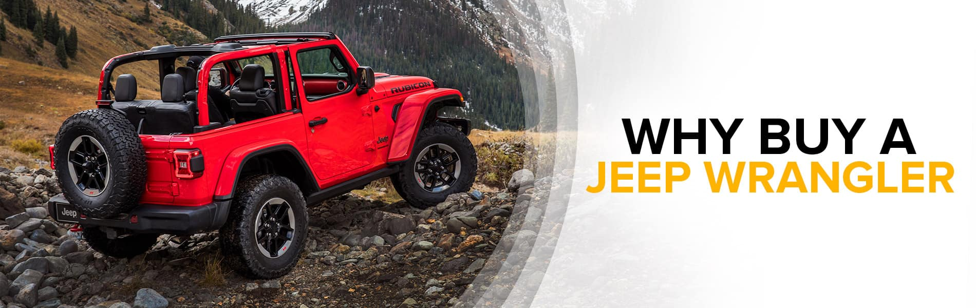 Why Is the Jeep® Wrangler So Popular | Decatur, IN
