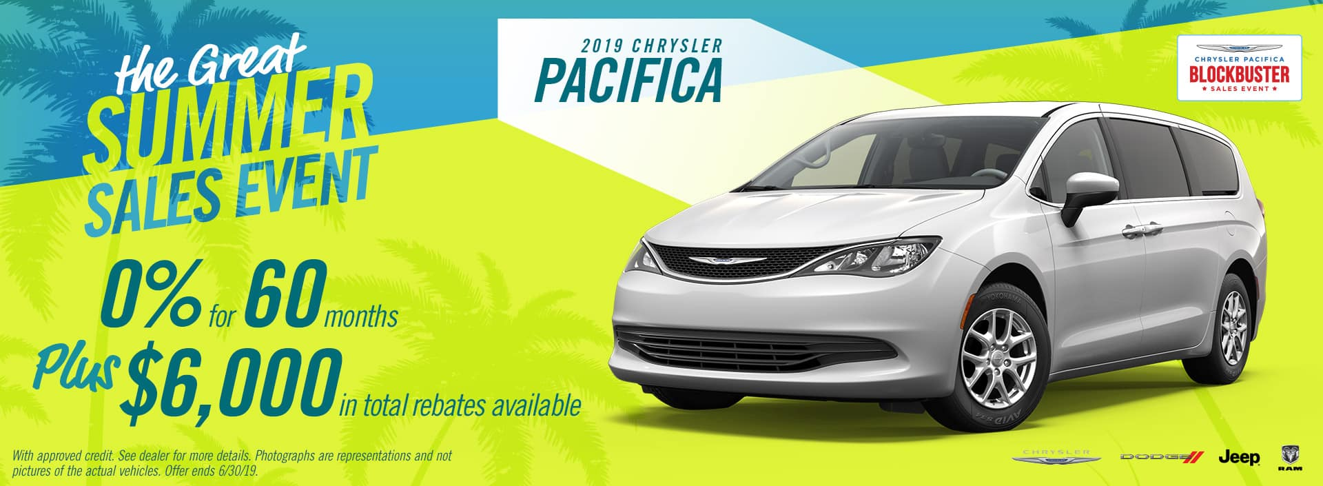 Chrysler Pacifica | Decatur, IN