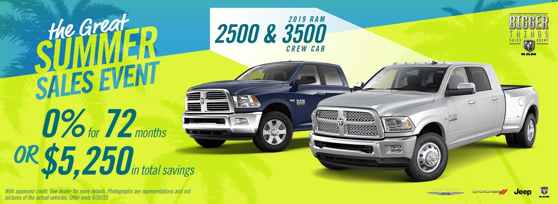 Ram 2500 & 3500 | Decatur, IN