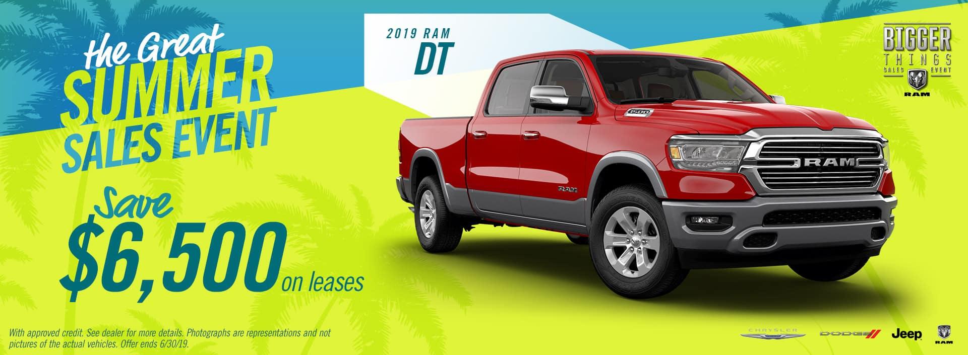 RAM DT | Decatur, IN