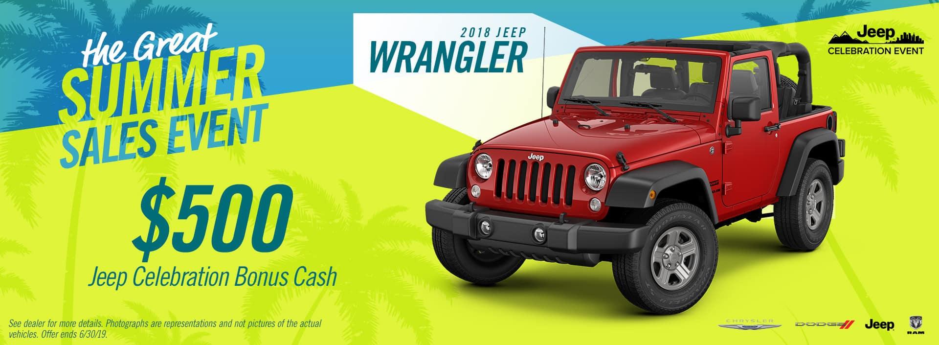 Jeep Wrangler | Decatur, IN