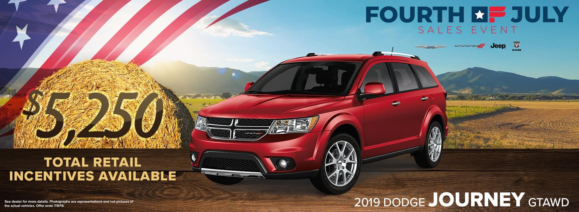 2019 Dodge Journey | Decatur, IN