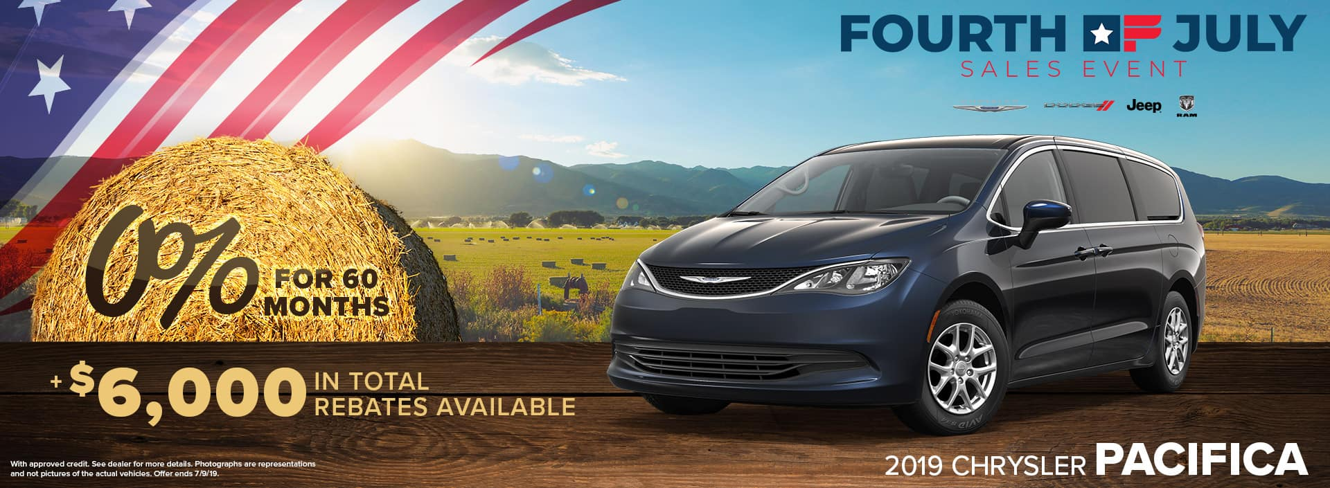 2019 Chrysler Pacifica | Decatur, IN