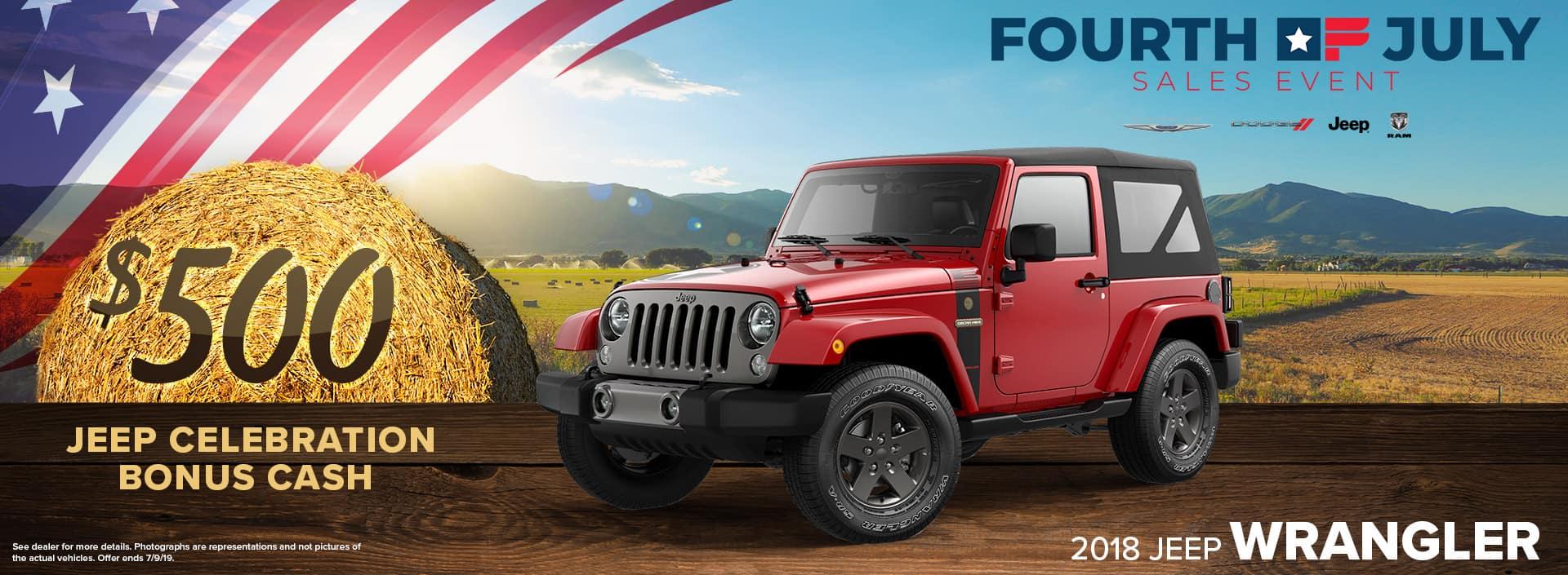 2018 Jeep Wrangler | Decatur, IN
