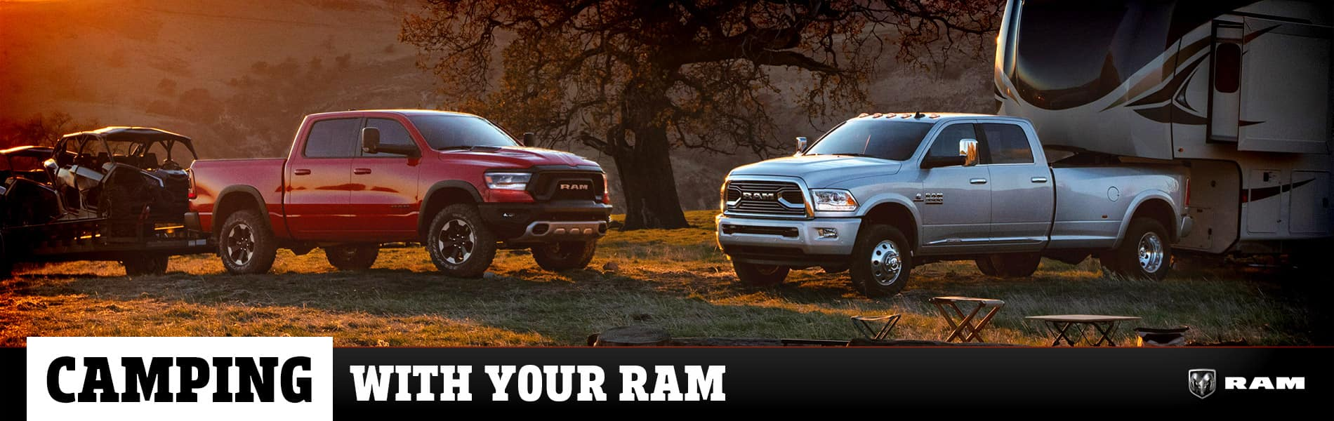 How to Customize Your Ram 1500 for Camping   Decatur, IN