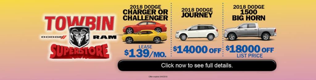 New Dodge Ram Cars SUVs In Stock Towbin Dodge - Dodge ram dealer invoice price