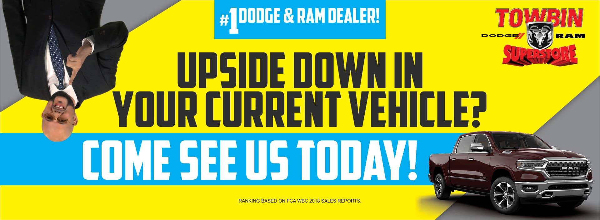 Towbin Dodge Dealer in Henderson, NV
