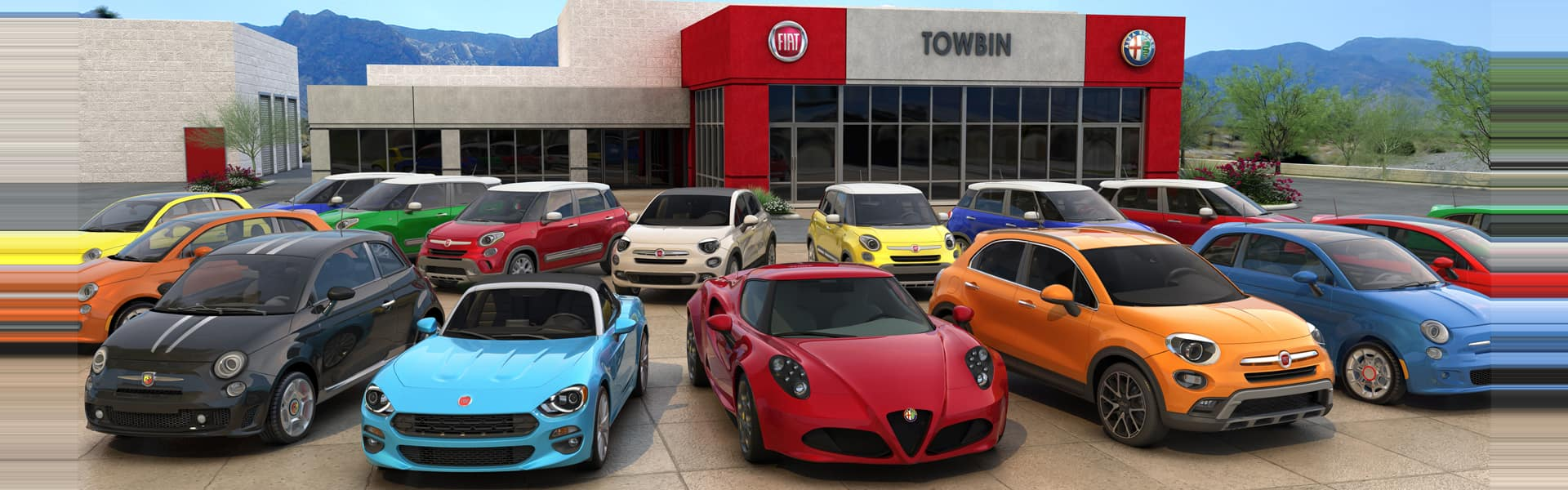 Towbin Fiat Fiat Dealer In Las Vegas Nv