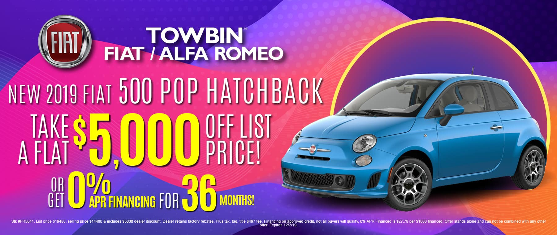 Fiat Las Vegas >> Towbin Fiat Fiat Dealer In Las Vegas Nv