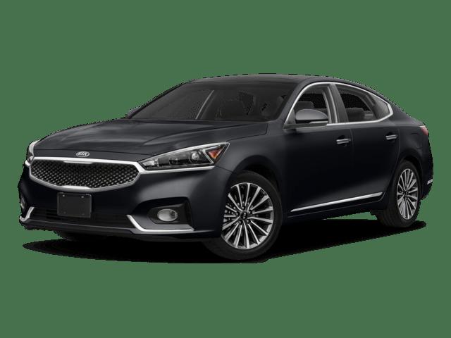 2018 Kia Cadenza Angled