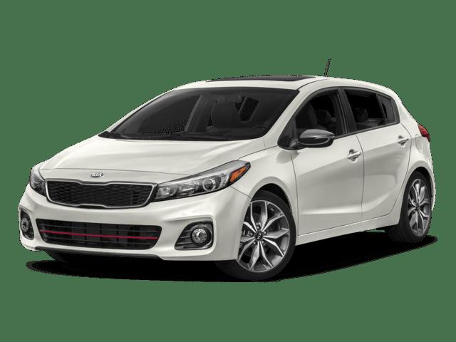 2018 Kia Forte5 Angled