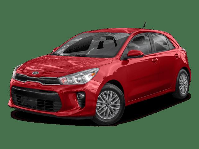 2018 Kia Rio 5-door Angled