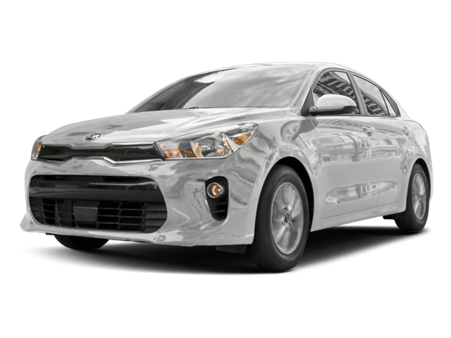 2018 Kia Rio Angled