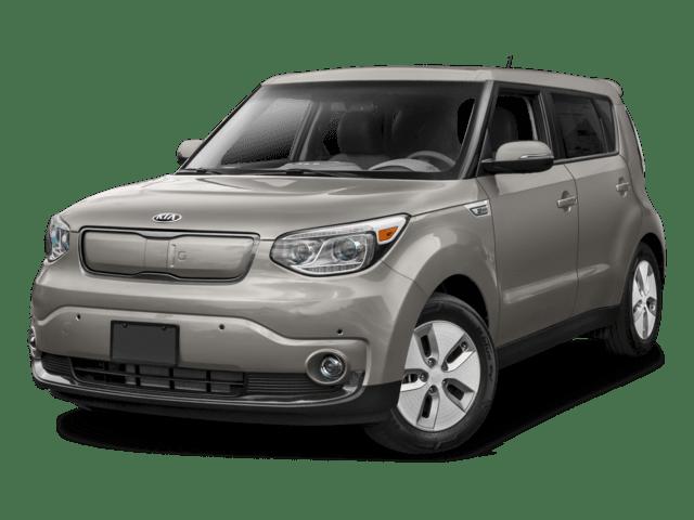 2018 Kia Soul EV Angled