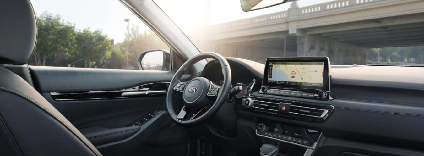 2021 Kia Seltos Interior Features