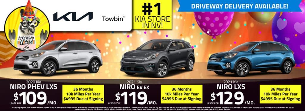 Kia Niro for sale