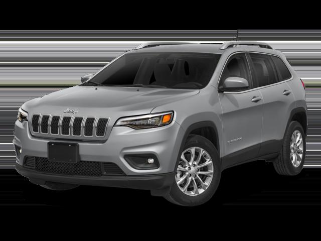 2019 Gray Jeep Cherokee