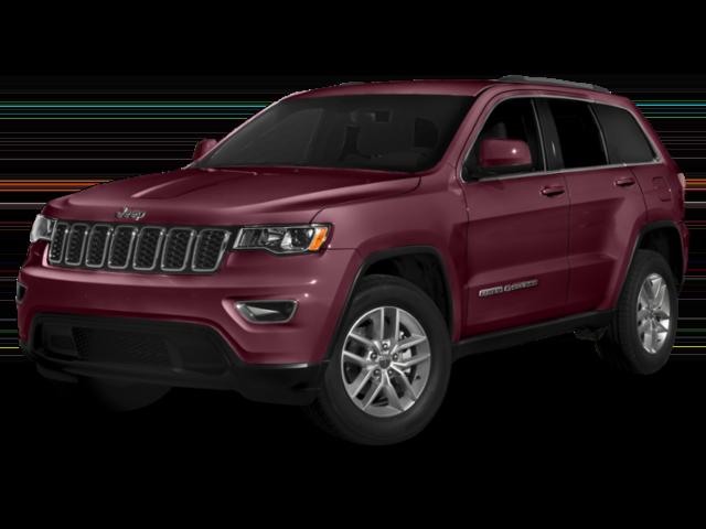 Maroon 2019 Jeep Grand Cherokee