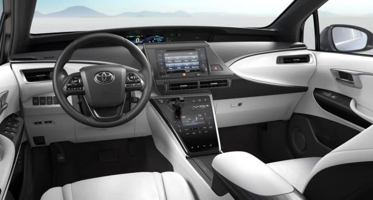 Fall In Love With The 2018 Toyota Mirai Toyota Of North Charlotte