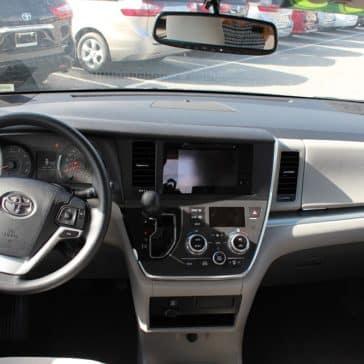 NC Toyota minivans