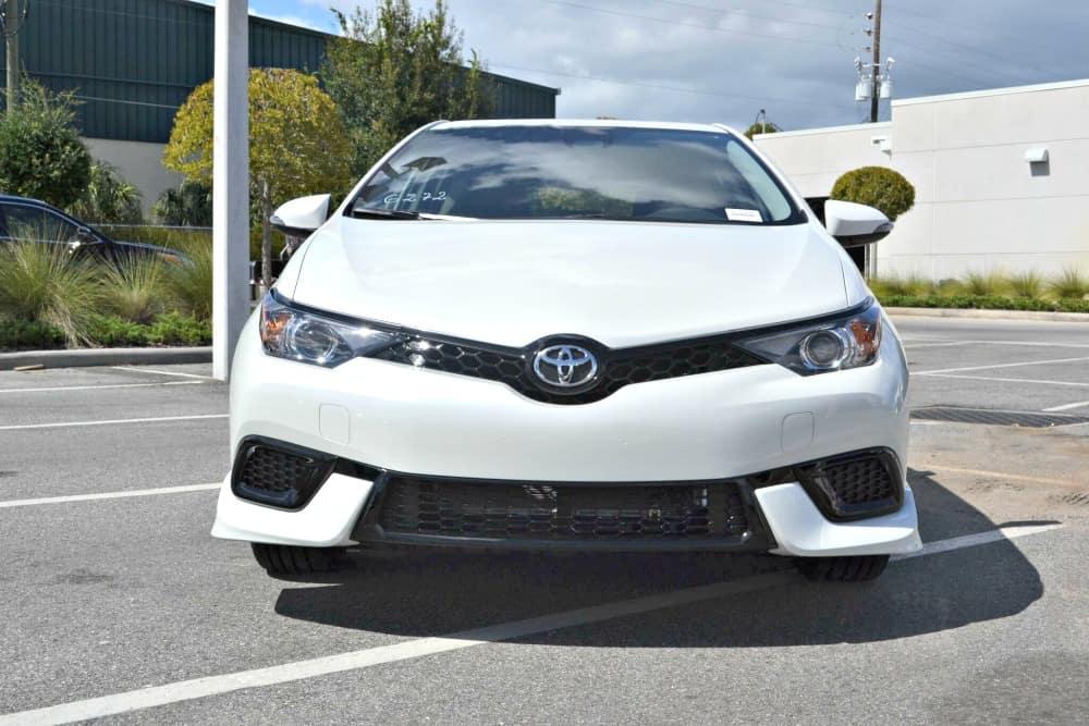 New Toyota Corolla iM