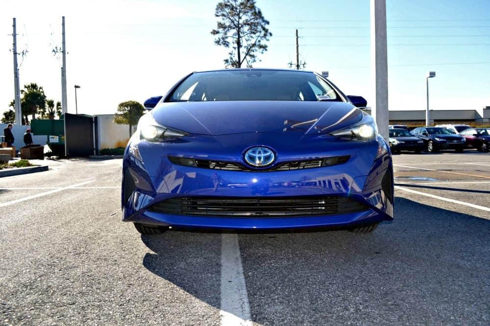 New Toyota Hybrid Car