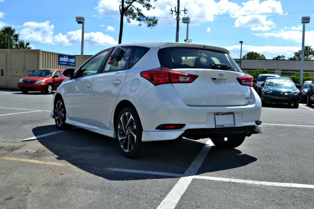 Toyota of North Charlotte Sedan