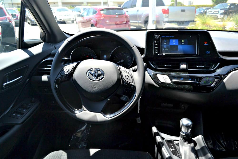 North Charlotte Toyota Crossover