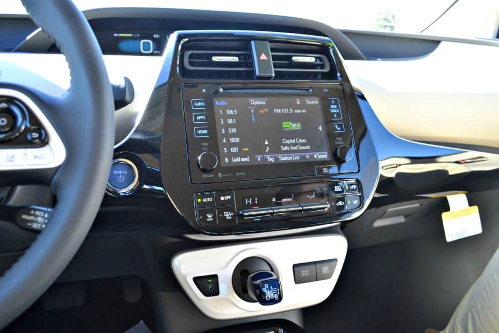 2018 Toyota Hybrid Car
