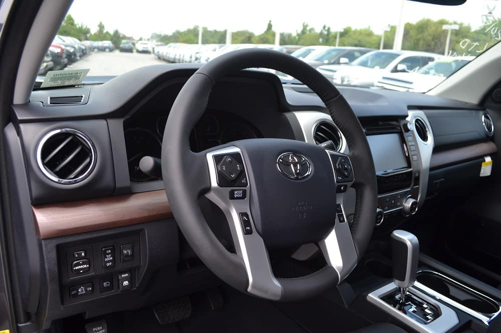 Toyota of N Charlotte trucks