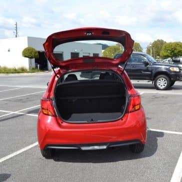 Toyota hatchback NC