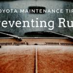 Toyota Car Maintenance Tips