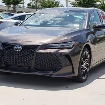 Check out the new N Charlotte Toyota Avalon