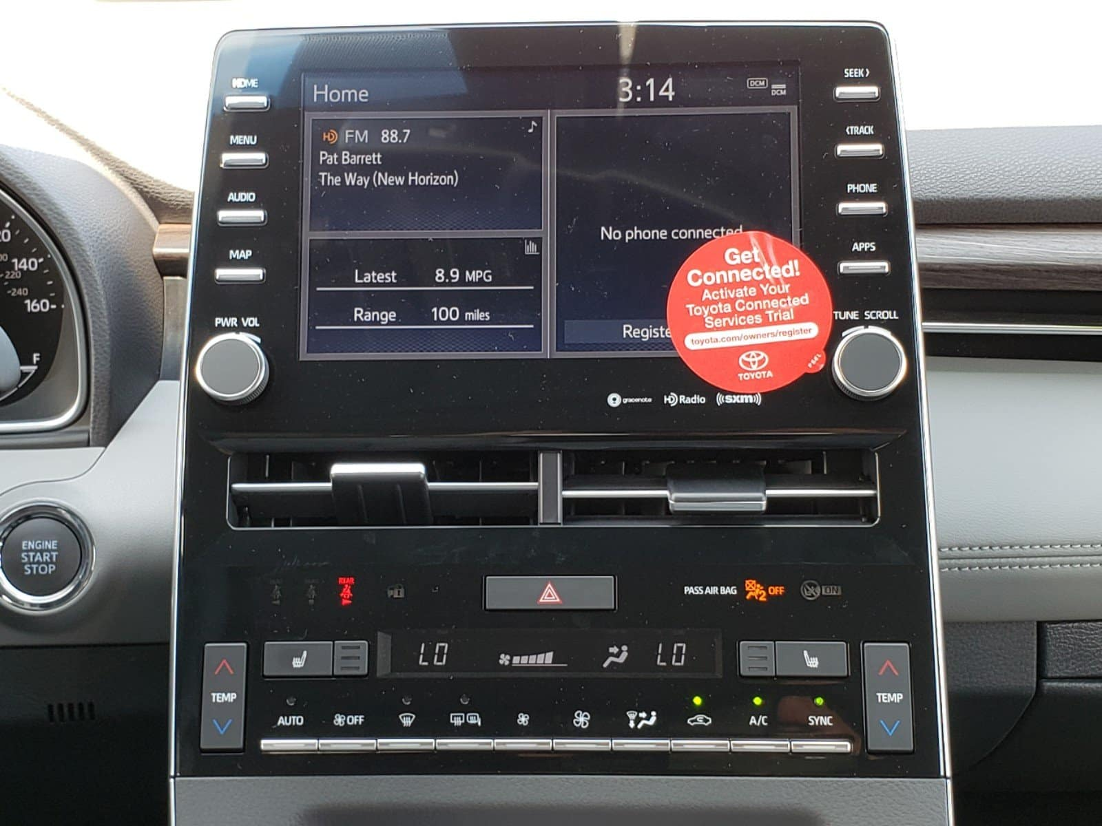 New Entune 3.0 available in the new Toyota Avalon.