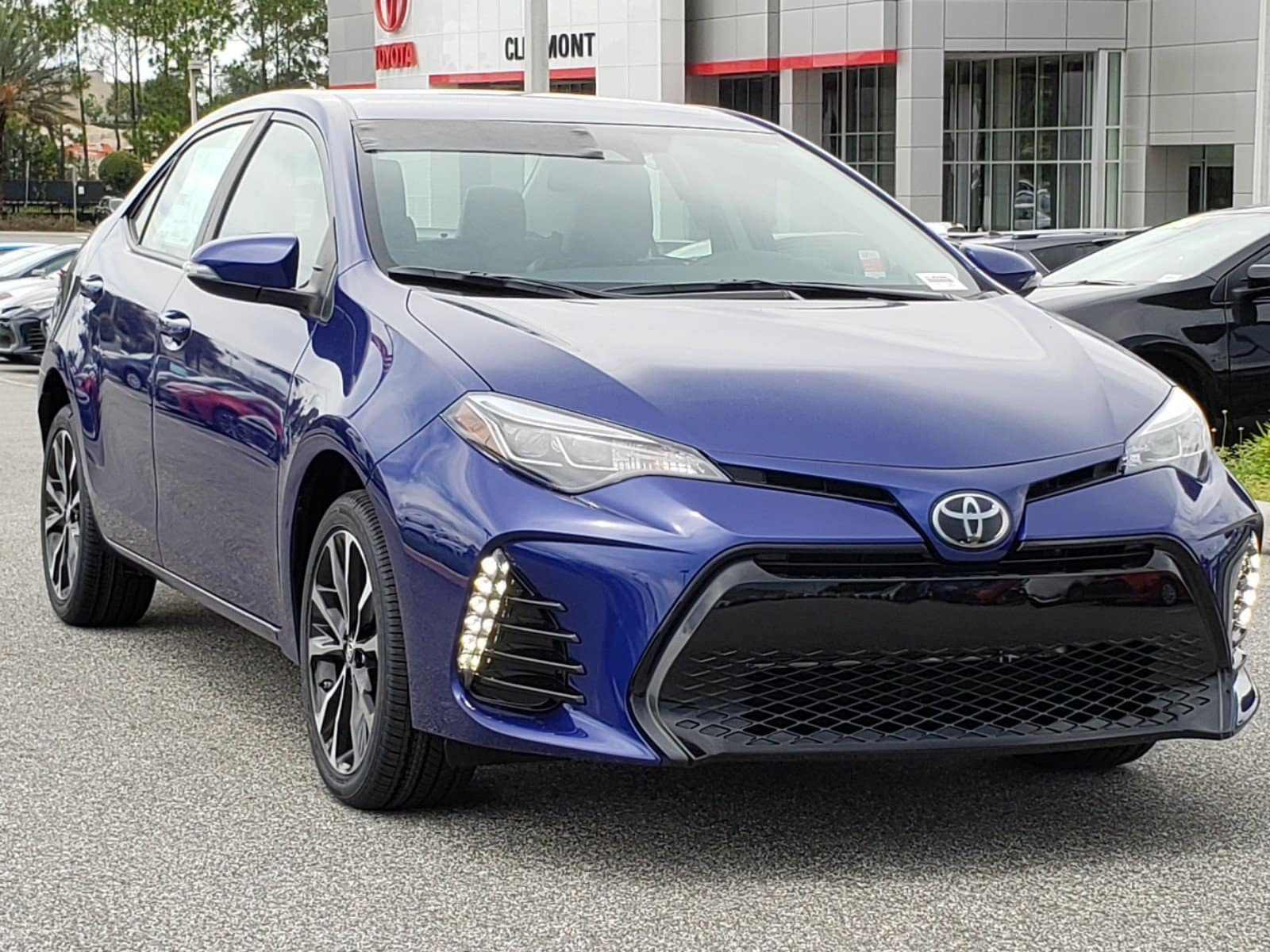 Check out the 2019 Toyota Corolla at Toyota of N Charlotte