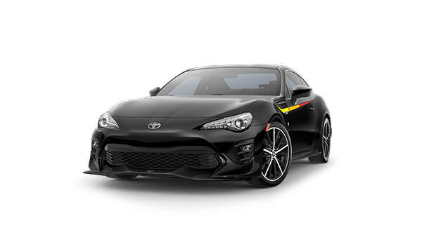 Check out the new Toyota 86.