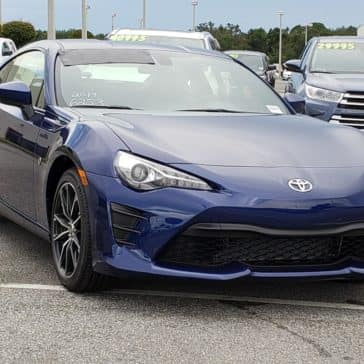 Check out the new N Charlotte Toyota 86.