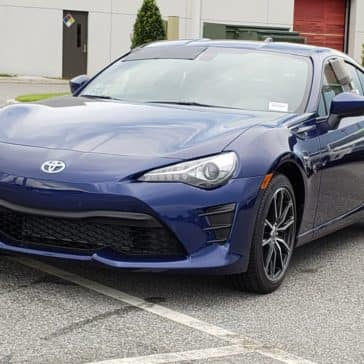 The sporty Toyota 86 now at Toyota of N Charlotte.