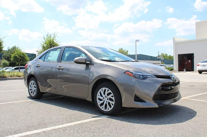 Check out the 2019 Toyota Corolla at Toyota of N Charlotte.