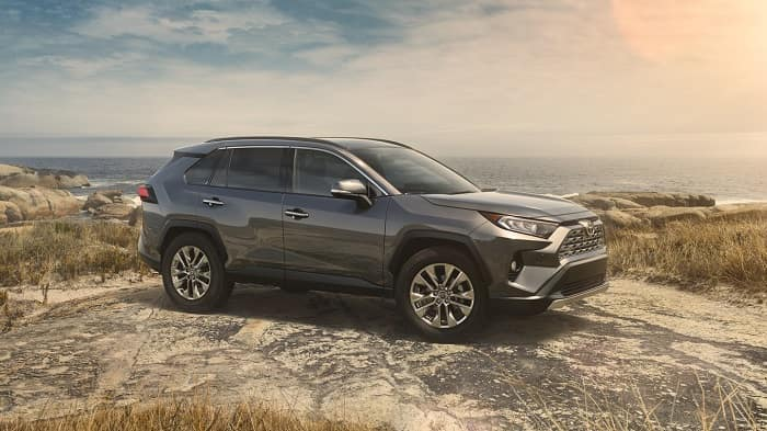 Check out the new Toyota RAV4 at Toyota of N Charlotte today.