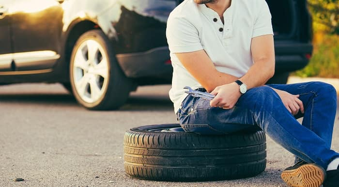 Toyota of North Charlotte's guide to taking care of your your spare
