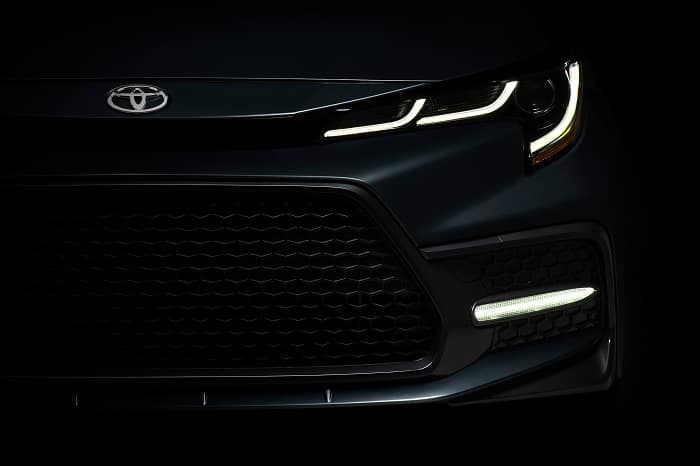 Check out the new N Charlotte Toyota compact sedan.